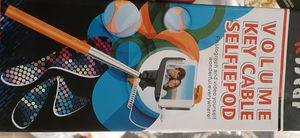 New volume control selfie stick shipping with offerup for Sale in Lancaster, PA