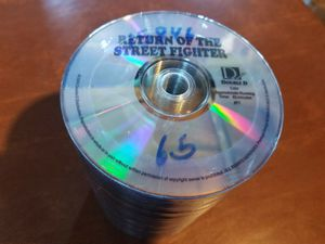 125 New DVDs Return of the Street Fighter 1974 Martial Arts Film for Sale in York, PA