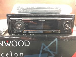 Kenwood Excelon Stereo Receiver KDC-x990 for Sale in Anaheim, CA
