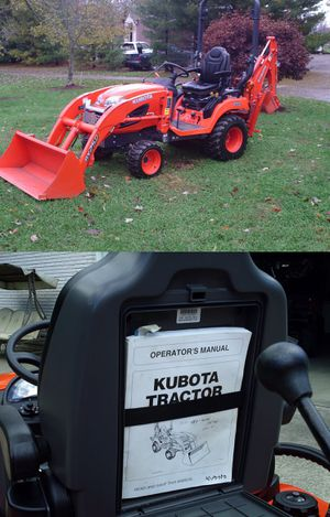 FastSelling2016 Kubota BX 25D for Sale in Worcester, MA