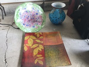 Home decoration vases for Sale in Vancouver, WA