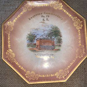 Antique Souvenir Plate Pittsburgh, PA for Sale in Tacoma, WA