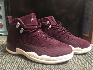 Jordan 12 Bordeaux for Sale in Washington, DC