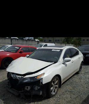 2011 2012 2013 2014 Acura TL FOR PARTS for Sale in Miami, FL
