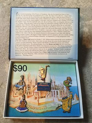 Disney Silly Symphony Limited Edition Pin Set for Sale in Sumner, WA