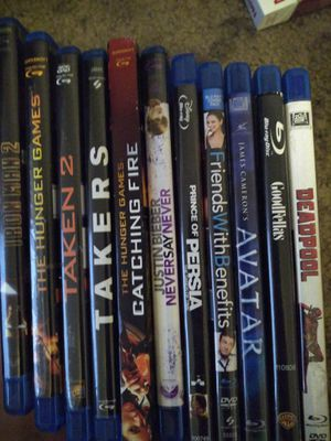 15 Blu Ray DVDs for Sale in King City, OR