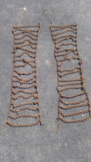 Tractor Tire chains for Sale in Middleburg, PA