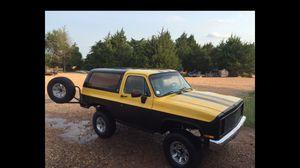 CHEVY BLAZER K5 /K20 3/4 TON for Sale in La Grange, TX