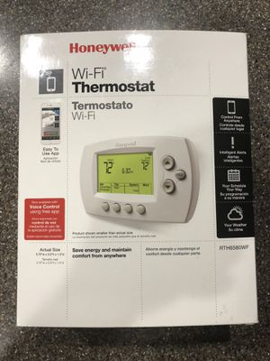 Honeywell WiFi Thermostat for Sale in Tampa, FL
