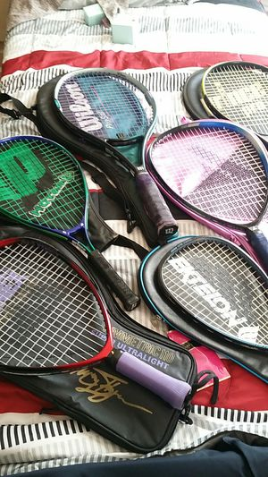 Tennis rackets for Sale in Fremont, CA