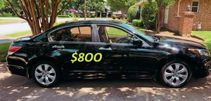 2009 Up for sale Honda Accord EXL URGENT $8OO⌛🏁 TITLE 📗⚡️📗 CLEAN Accident-⚡️⌛📗‼️ for Sale in Washington, DC