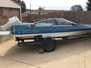 1983 bayliner boat for Sale in Lincoln Acres, CA