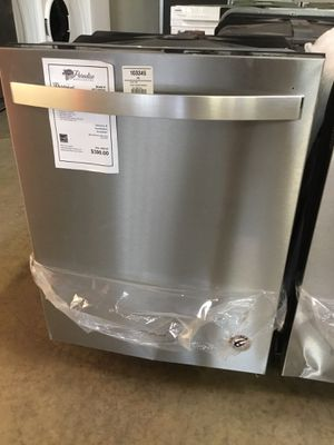 New Whirlpool Stainless Steel Dishwasher w/ Hidden Controls ! for Sale in Gilbert, AZ
