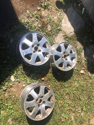 Honda Civic si rims wheels 4x100 si for Sale in Columbus, OH