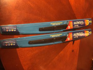 20 inch Michelin stealth windshield wipers for Sale in National City, CA