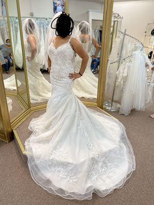 Brand new wedding dress for Sale in Gilroy, CA