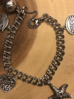 James Avery Charm Bracelet (charms NOT included) for Sale in Richardson, TX