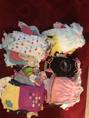 Baby girls clothes 118 pieces for Sale in Annandale, VA