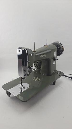 Necchi BCJ sewing machine for Sale in Spokane, WA