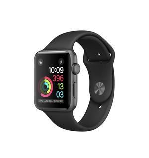 New Apple Watch Series 1 42 mm Black Aluminum Case for Sale in Houston, TX