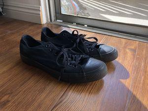 Black converse for Sale in Santa Monica, CA