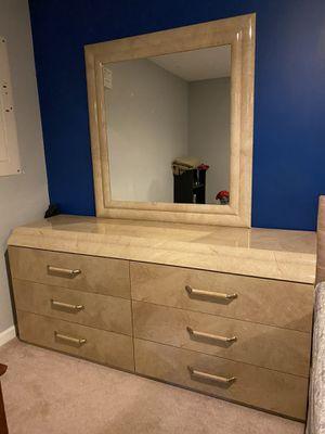 Dresser and nightstand for Sale in Leesburg, VA