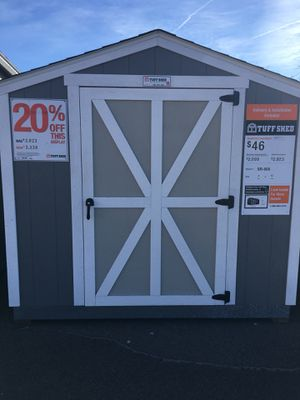 Tuff Shed Display Shed for Sale in Colorado Springs, CO