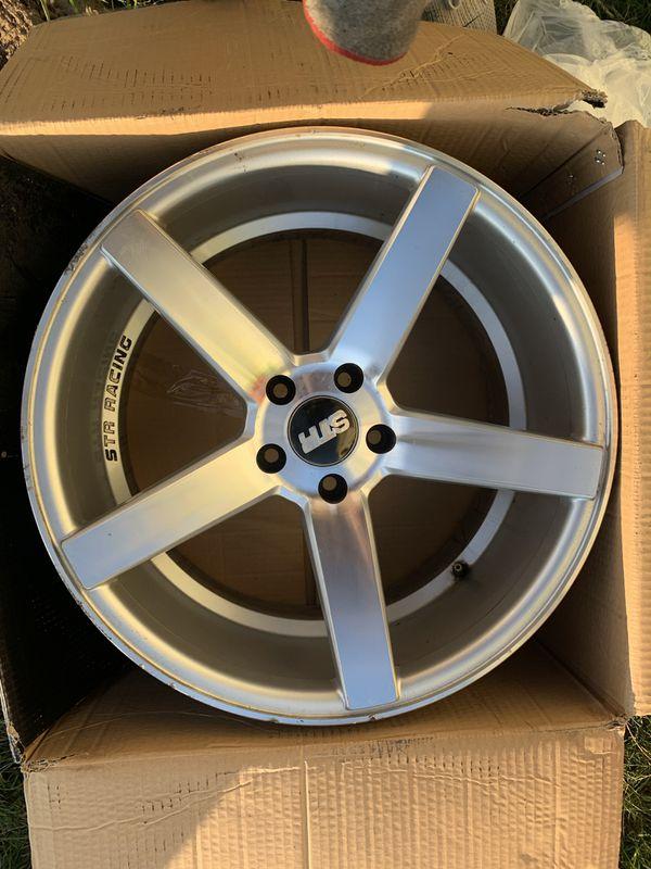 5x114.3 STR Wheels