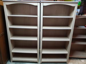 2 TALL BOOKSHELVES, TAP ON CAR & SEE OTHER OFFERS for Sale in Albany, CA