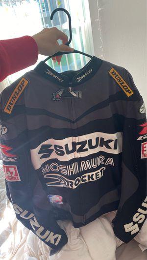 Suzuki motorcycle jacket for Sale in Escondido, CA