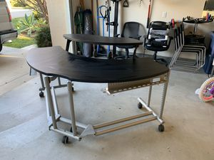 """Anthrod Elevate 72"""" stand sit desk for Sale in Encinitas, CA"""