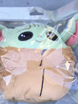 Mini Yoda Plushie for Sale in Los Angeles,  CA