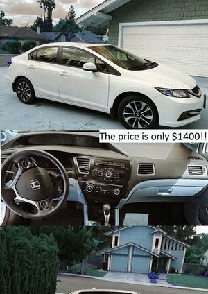 2013 Honda Civic Price$1400 for Sale in Macon, GA