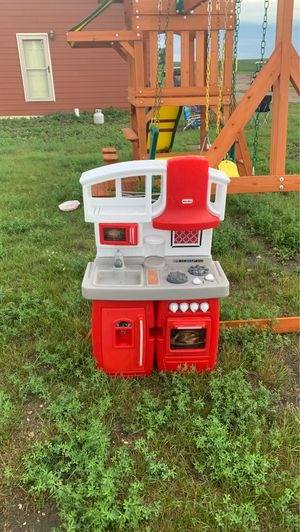 Little Tikes kitchen for Sale in Garrison, ND