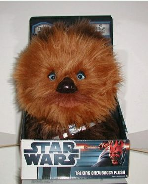 """Star Wars 11"""" """"Chewbacca"""" Talking Plush -Brand New In Box- Underground Toys for Sale in Palatine, IL"""