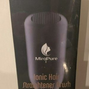 MiroPure Ionic Hair Straightener Brush For Frizz-free Hair with MCH Heating Technology for Sale in Peoria, AZ