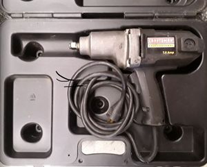 "1/2"" Electric Impact Wrench Craftsman for Sale in Grove City, OH"