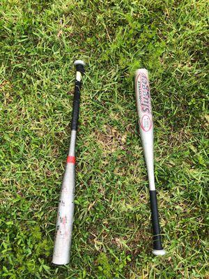 baseball bats 5$ each for Sale in Kissimmee, FL