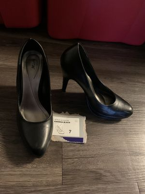 Black heels for Sale in Livermore, CA