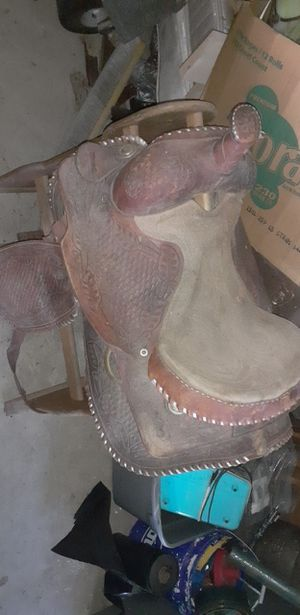 Horse saddle for Sale in Dallas, TX