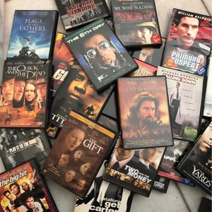 34 assorted Bundle Of DVDs for Sale in Pompano Beach, FL