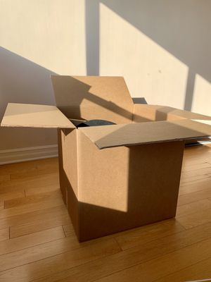 Boxes double wall corrugated 24 x 24 x 24 inches for Sale in Chicago, IL