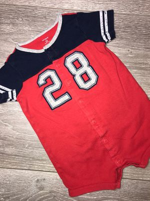 Baby Boy Clothing Carter's Romper 12 Months $1 for Sale in Long Beach, CA