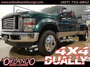 2010 Ford Super Duty F-450 DRW for Sale in Sanford, FL