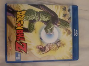 Dragonball z season 6 blue ray for Sale in Moreno Valley, CA