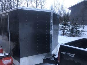2017 24x8.5x7 Enclosed trailer for Sale in Wasilla, AK