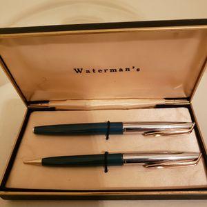 WATERMAN PEN & PENCIL SET for Sale in Lynnfield, MA