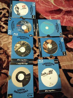 Blue ray movies (read description) for Sale in Modesto, CA