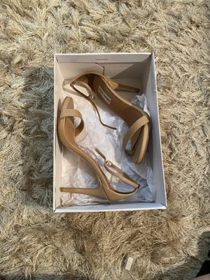 Tan Heels size 8 for Sale in Phoenix, AZ