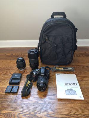 Nikon D3200 for Sale in Addison, IL